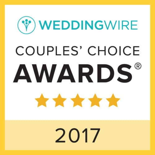 Wedding Wire Couple's Choice Awards 2016