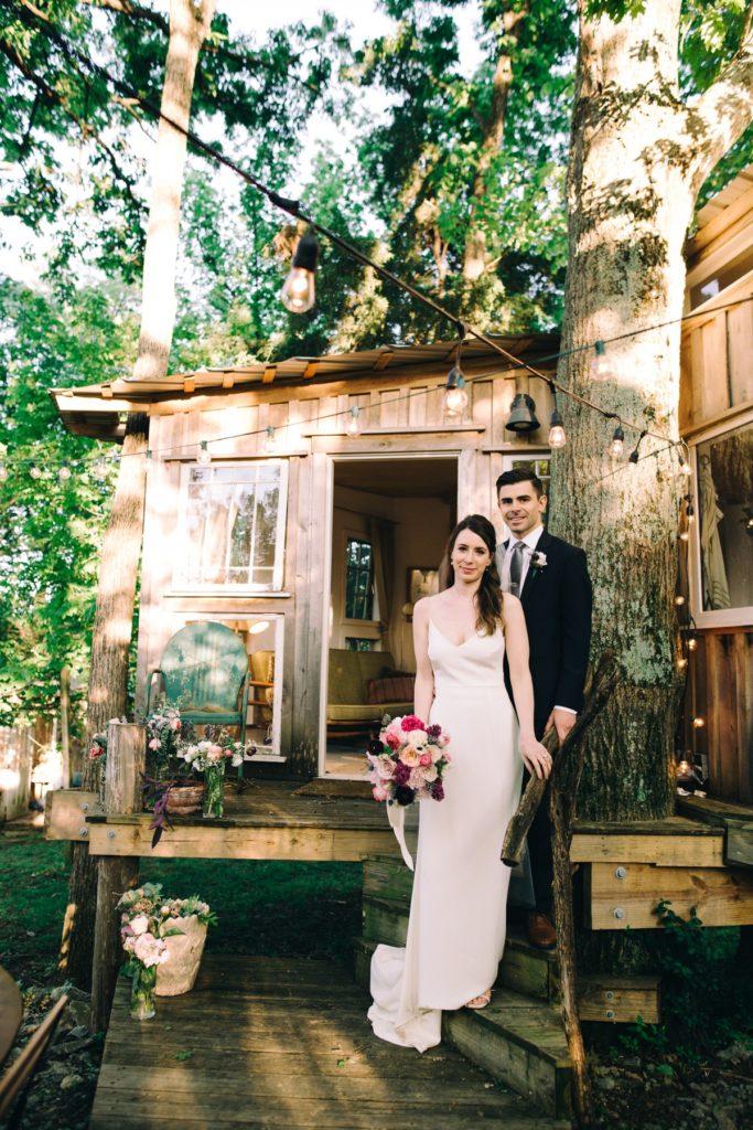 Fox House Nashville Wedding