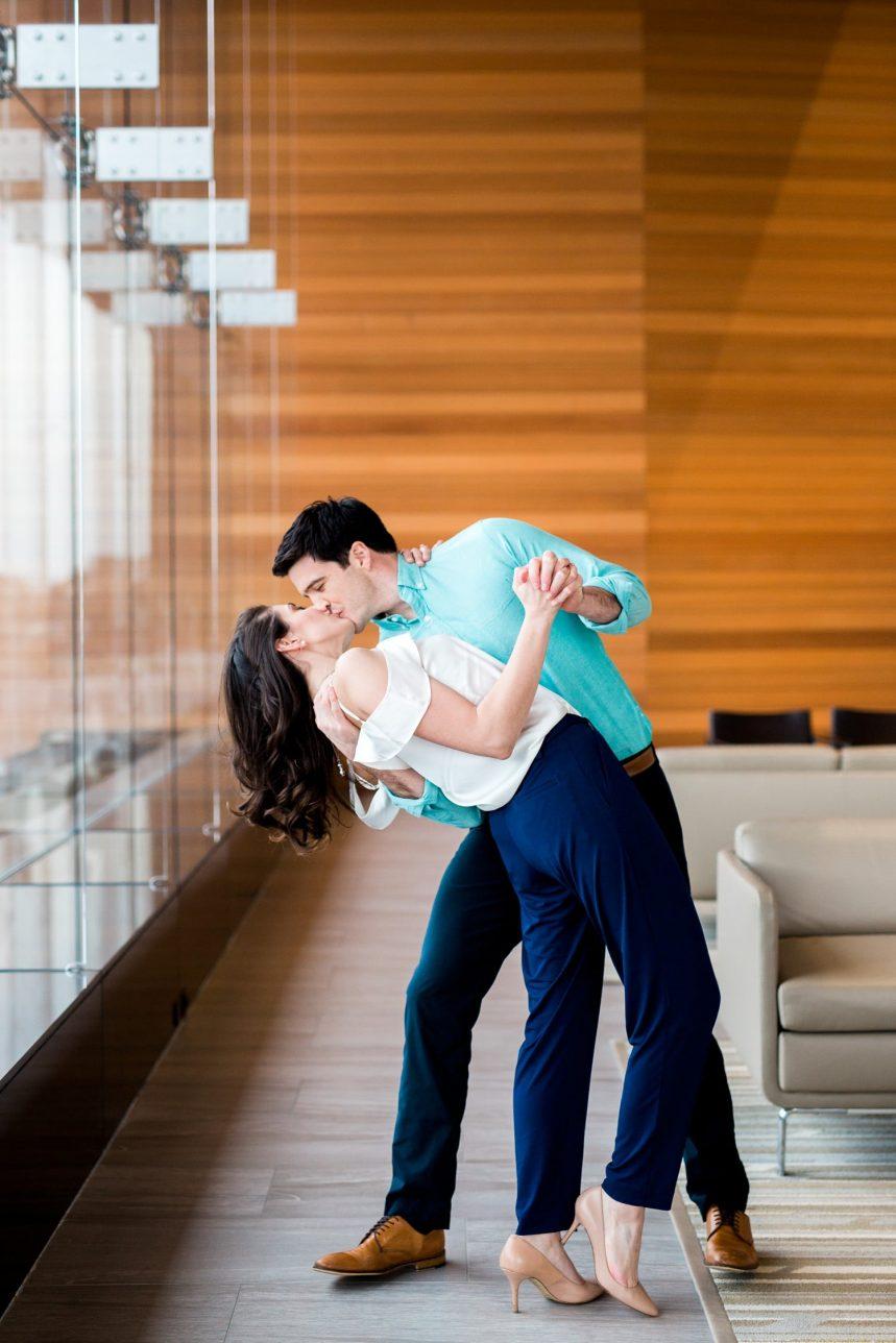 Nashville TN Engagement Photography