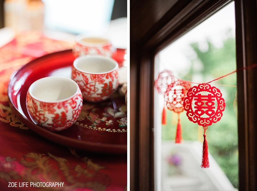 Chinese Wedding Detail