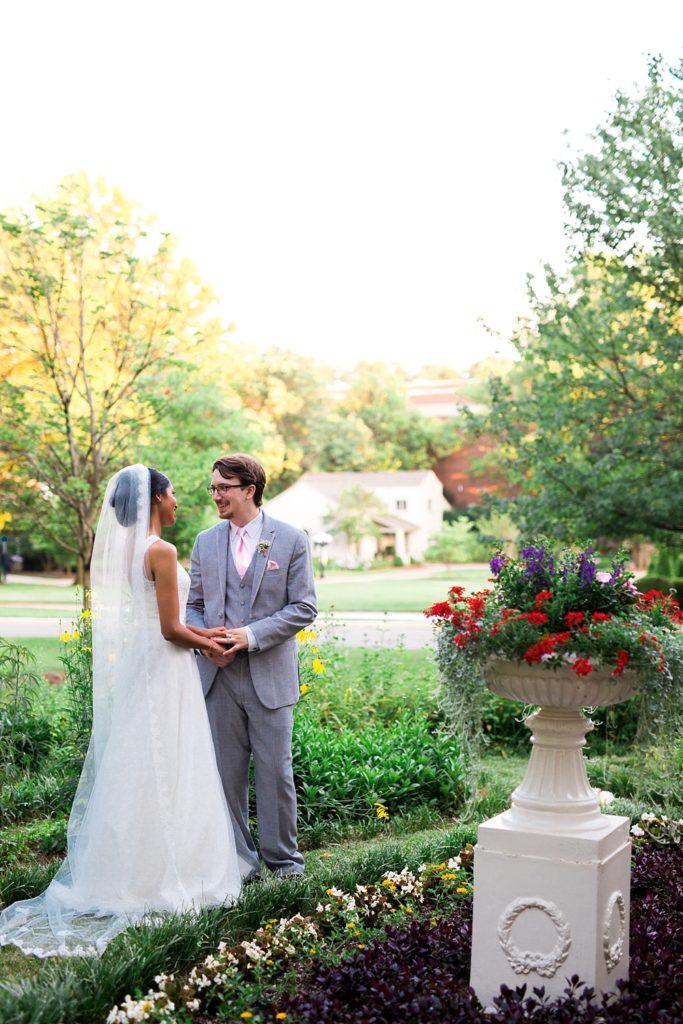 Belmont Mansion Wedding Nashville TN