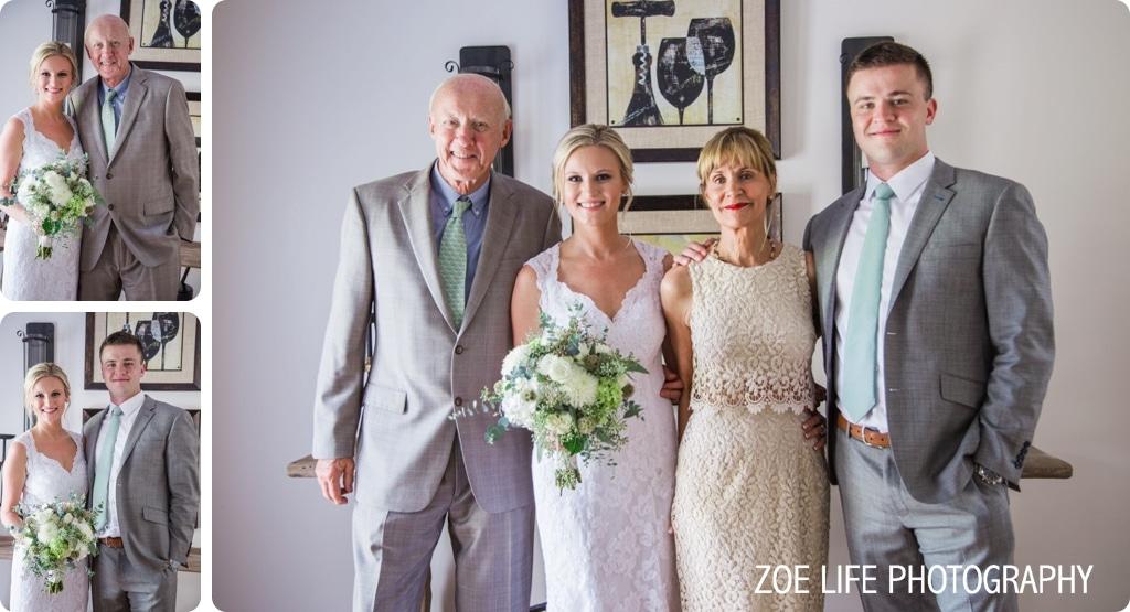 Arrington Vineyard Wedding