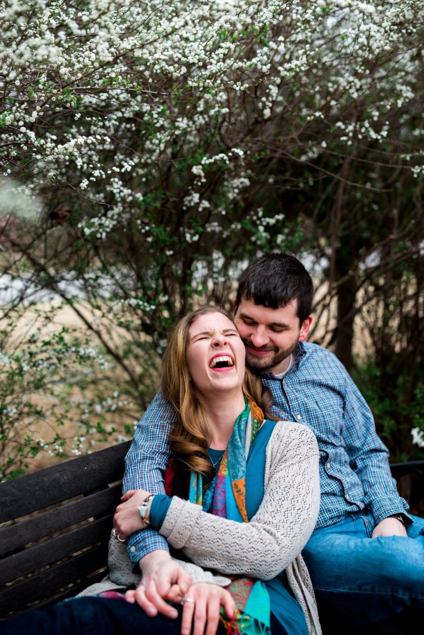 Saint Louis Engagement Photographer, Tower Grove Park