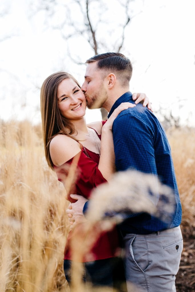 STL Forest Park Engagement Session