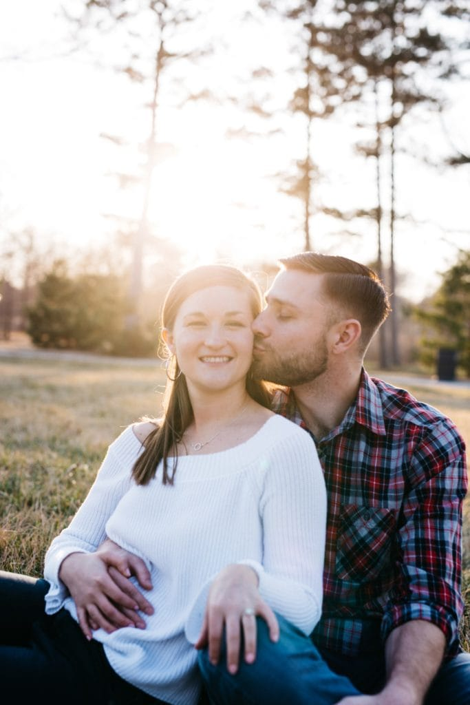 Saint Louis Engagement Photography