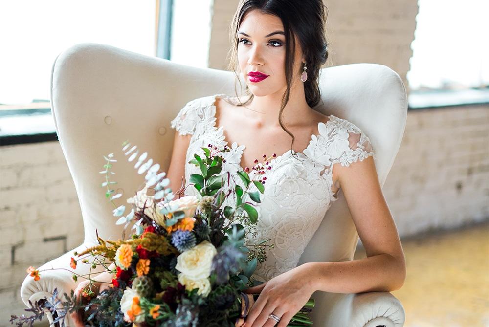 Styled Shoot Wedding Photography Warehouse