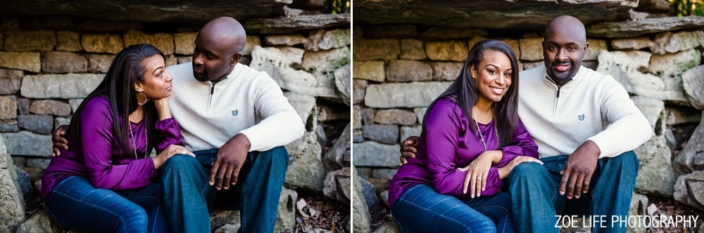 Centennial Park Nashville, TN Engagement Session
