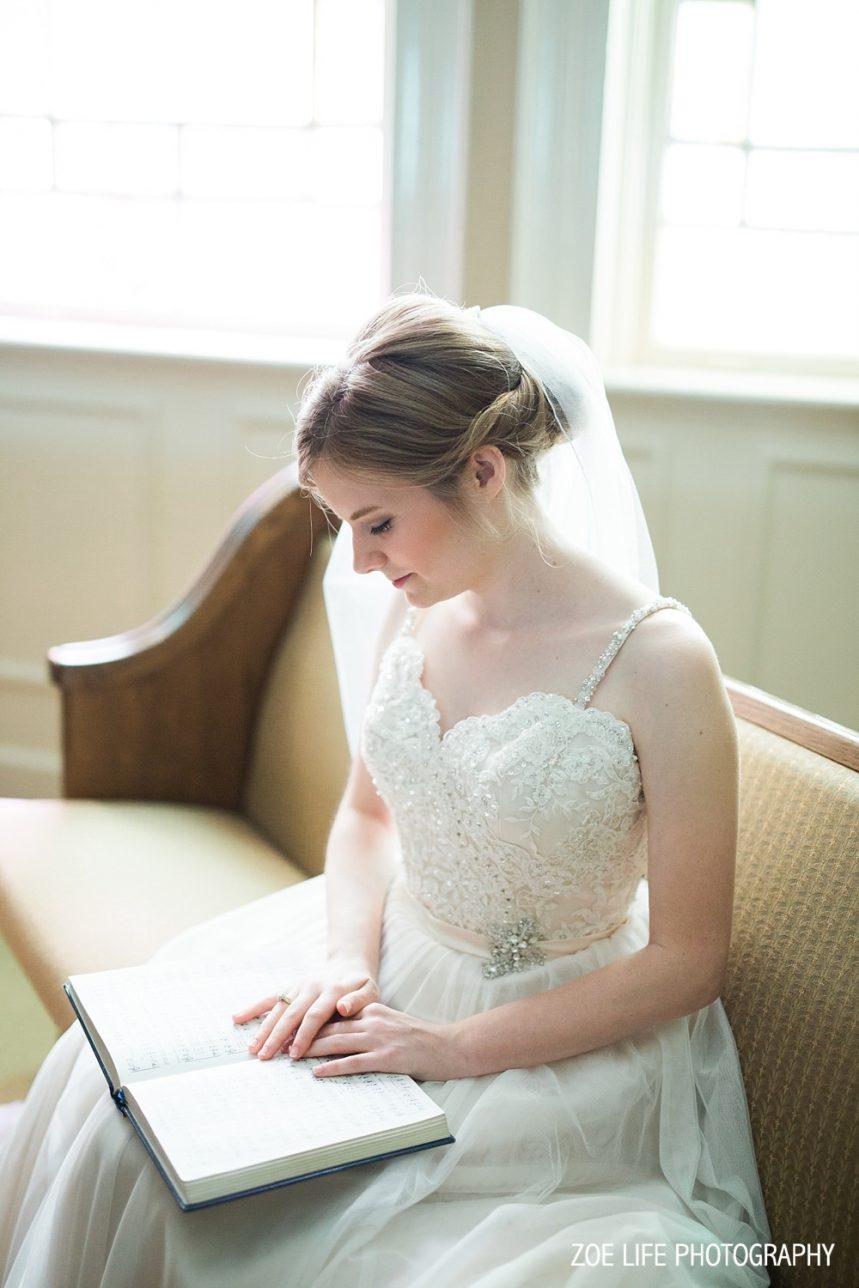 Nashville Wedding Photographer, Bridal Portrait