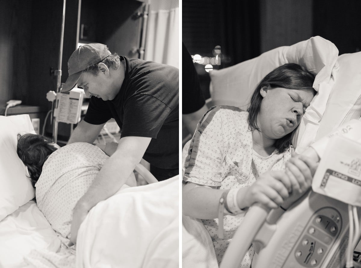 Nashville Birth Photographer