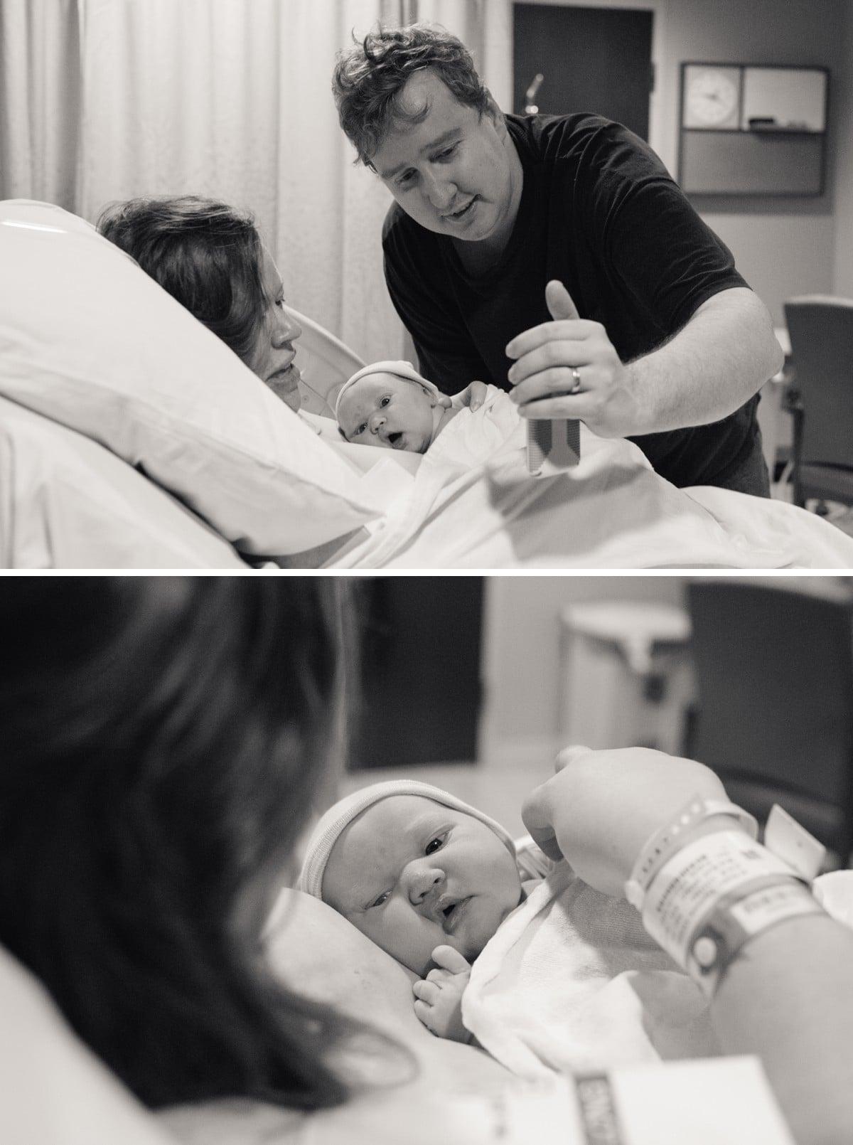 Nashville Birth Photographer
