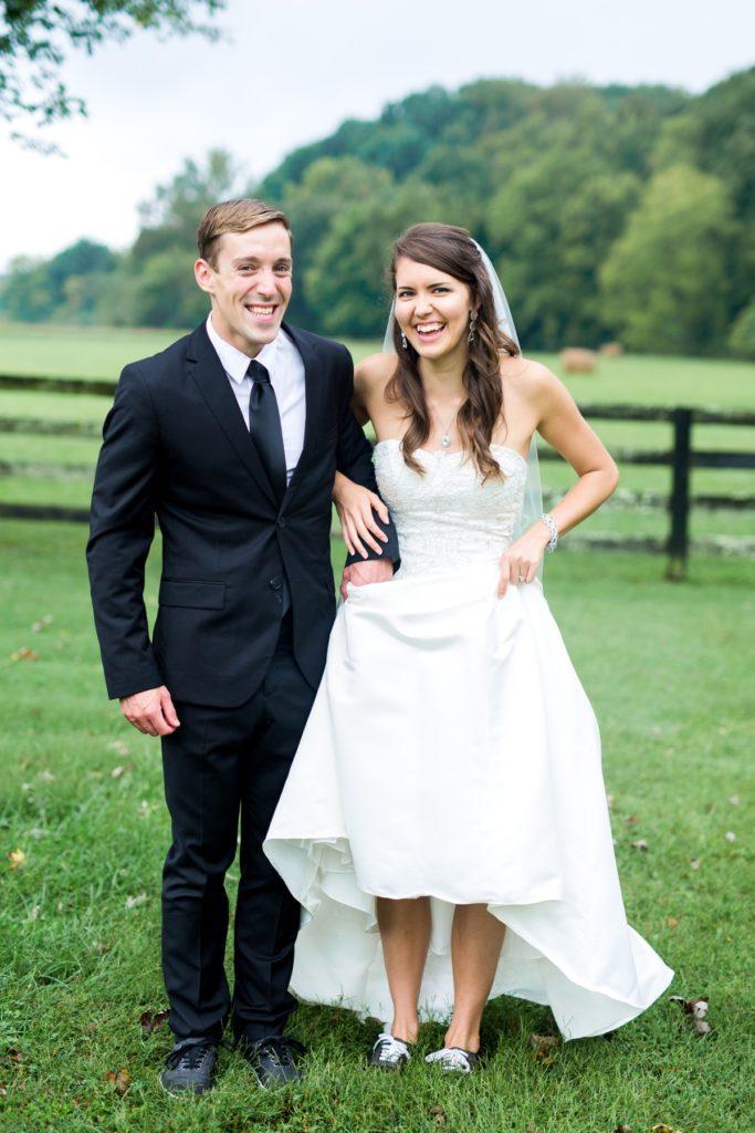 Fun Farm Wedding, Nashville Wedding Photography