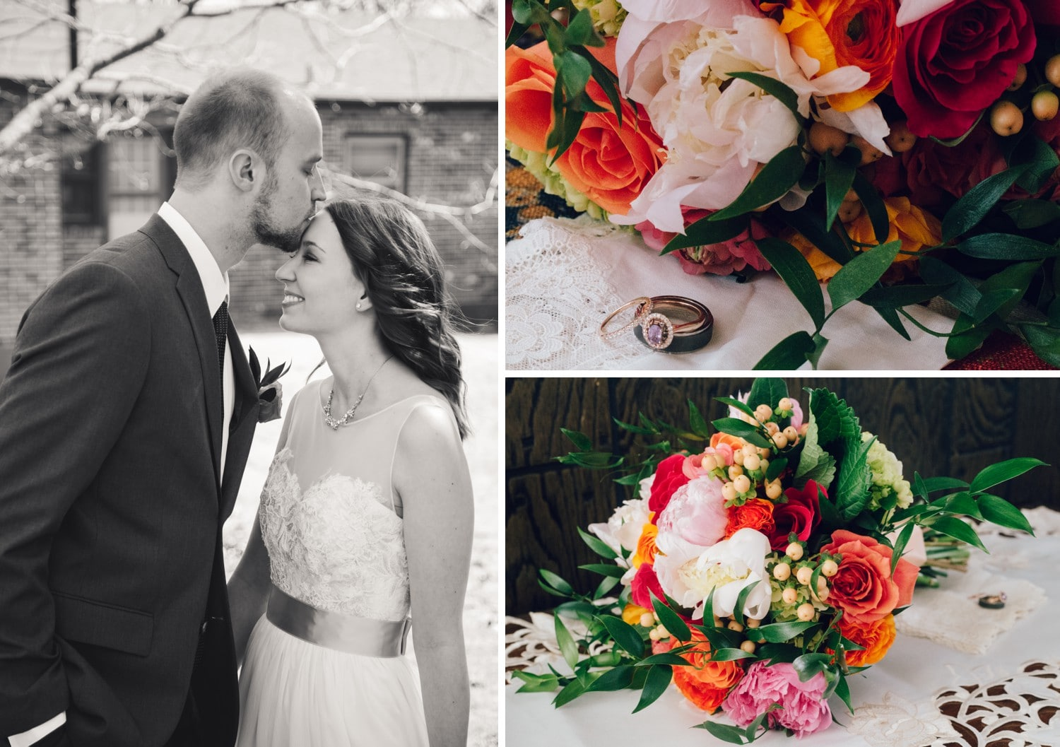 St. Louis Wedding at Home, Wedding Photography