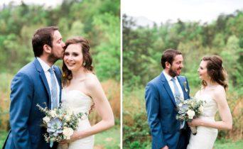 Gatlinburg Mansion Wedding: Randy & Krystal