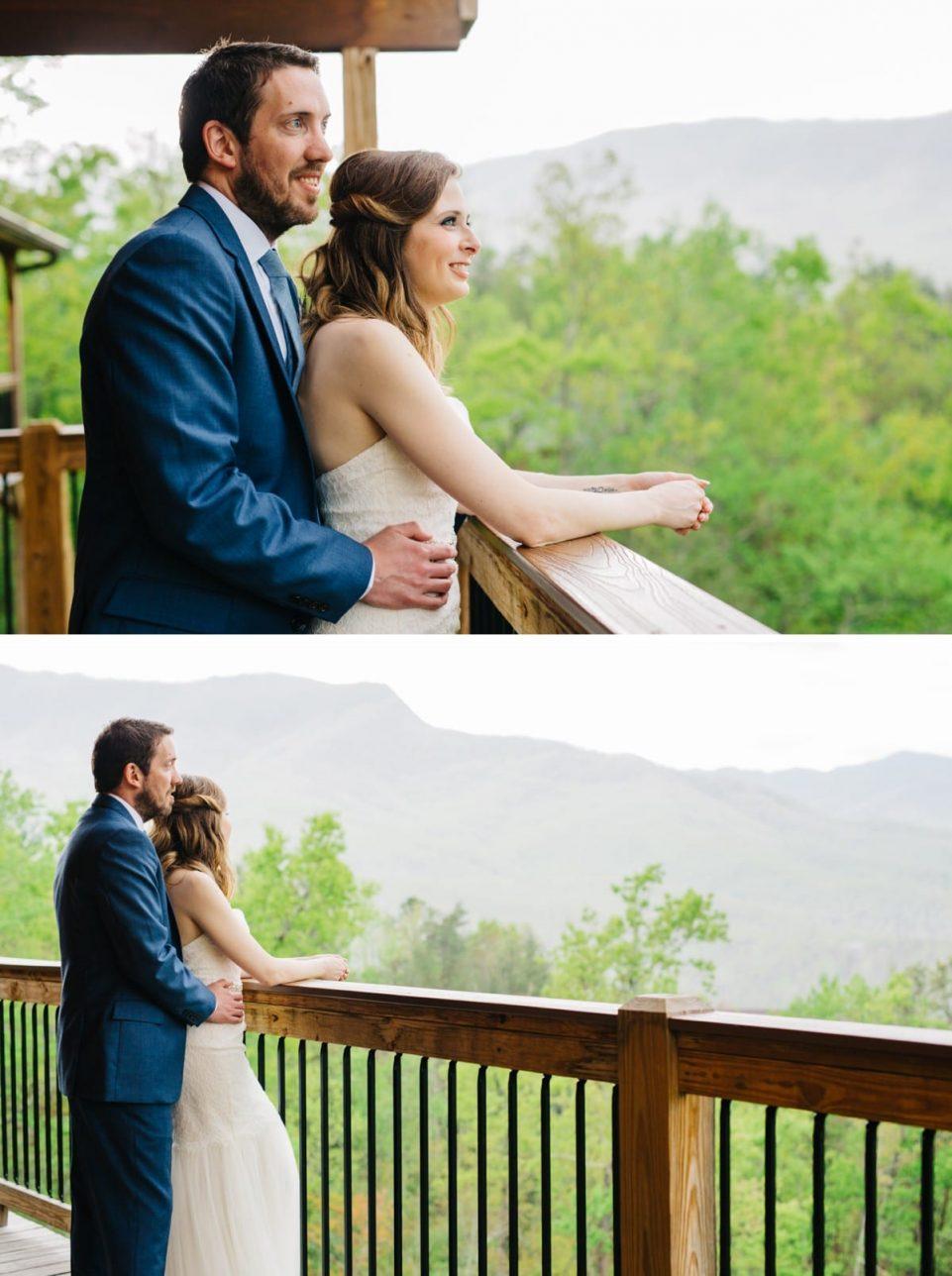 Gatlinburg TN Destination Wedding Photography