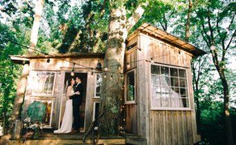 The Fox House Wedding: Rebecca + Frank