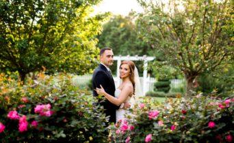 Blackhaven Wedding Gardens Wedding: Ashley & Hayden