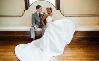 CJ's Off the Square Wedding: Shelitha & Jack