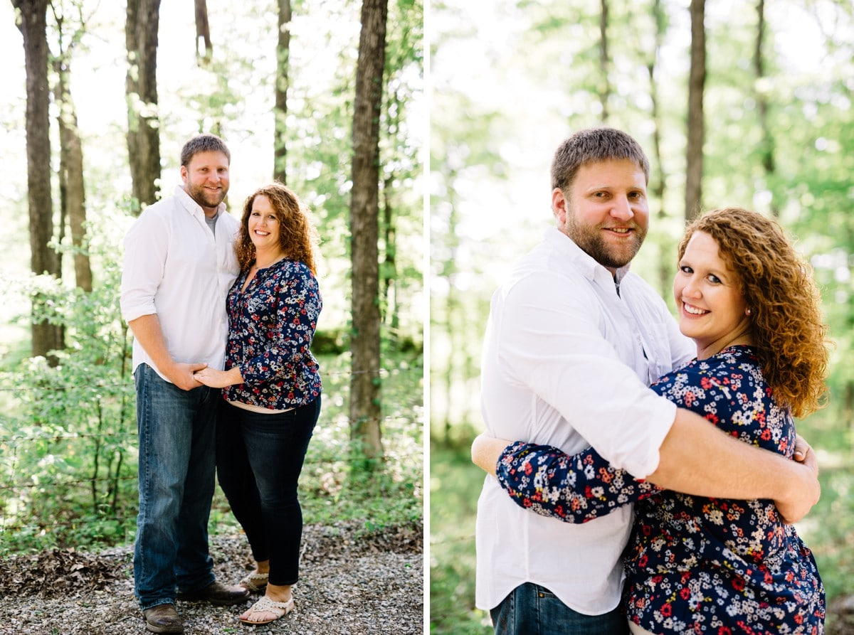 Saint Louis Engagement Photographer