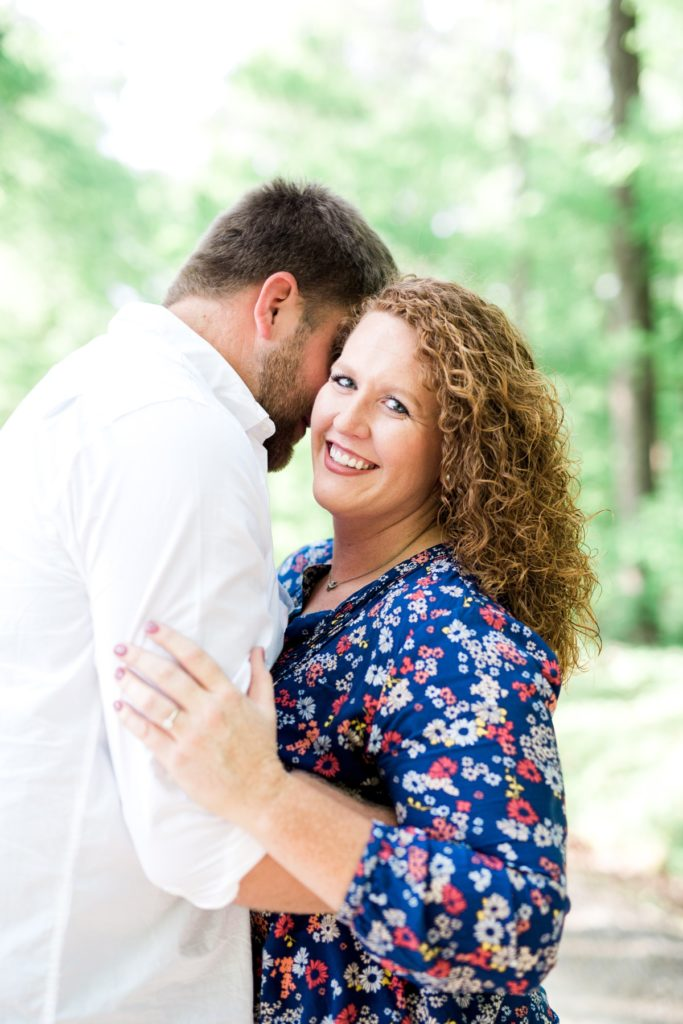 Kelsie and Charlie, Saint Louis Engagement Photographer