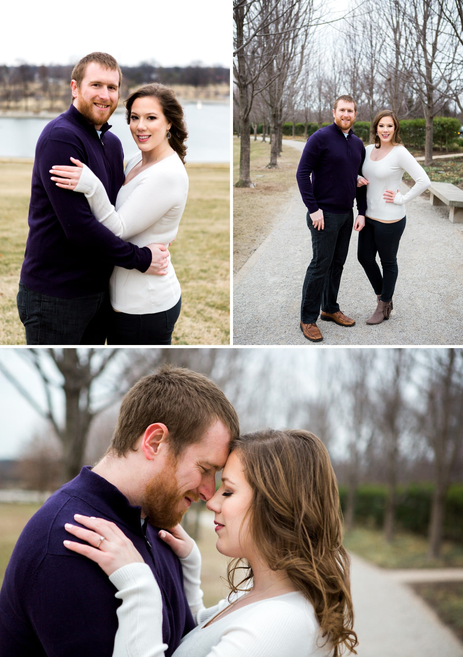 St. Louis Wedding and Engagement Photography, Forest Park Engagement Session