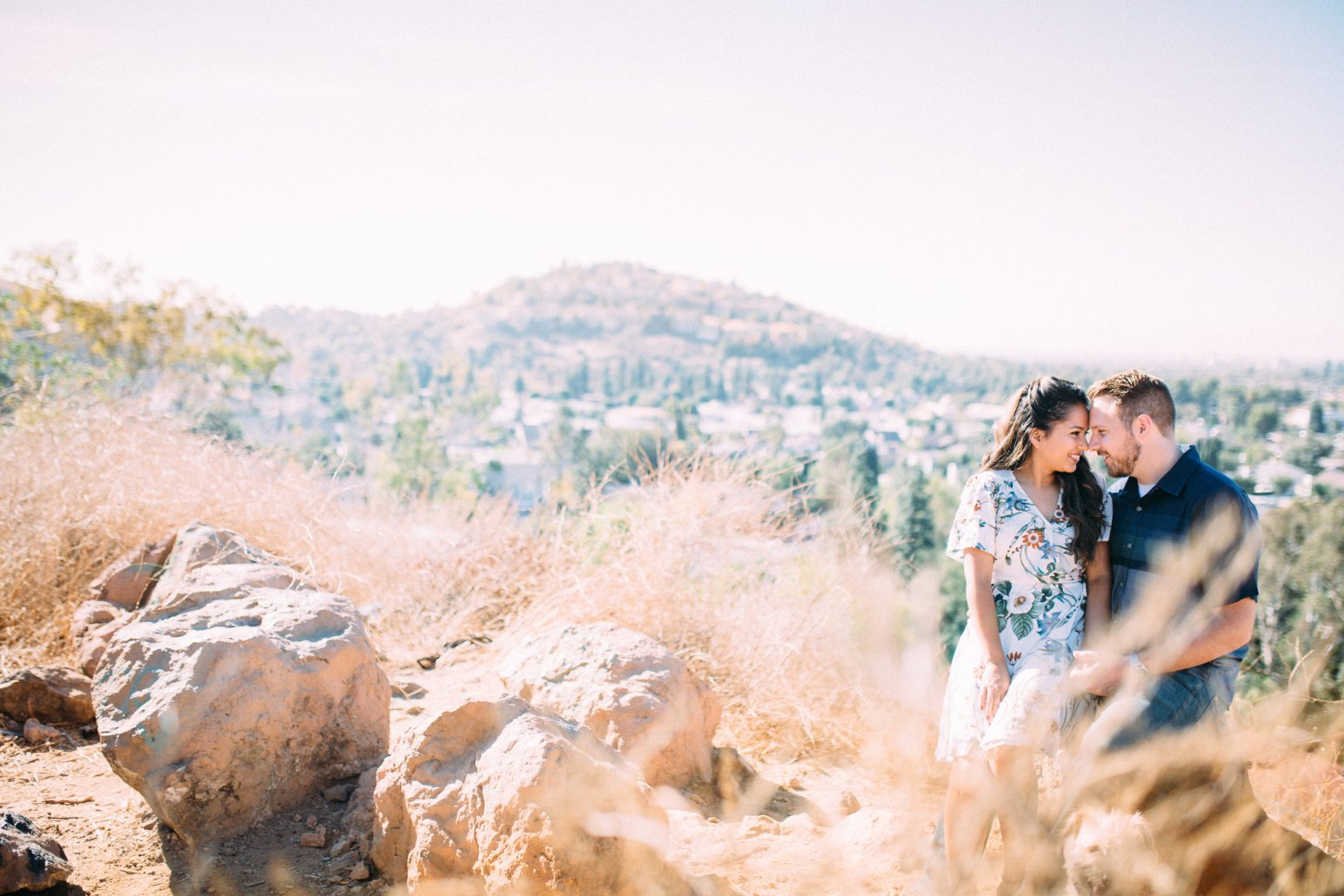 Southern California Desert Engagement