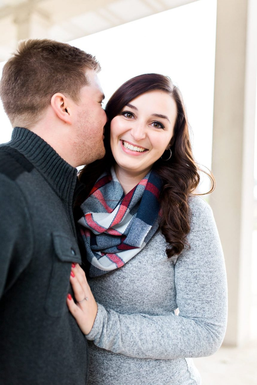 St. Louis Wedding Photographer, Muny Engagement Session at Forest Park