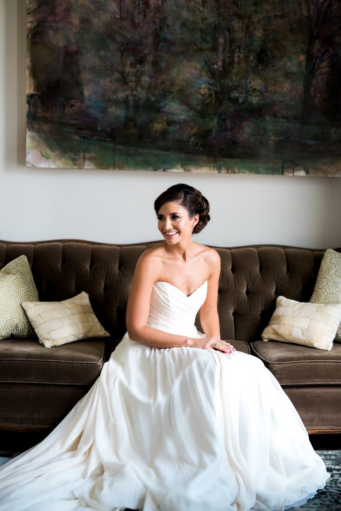 Cordelle Wedding Bridal Portrait