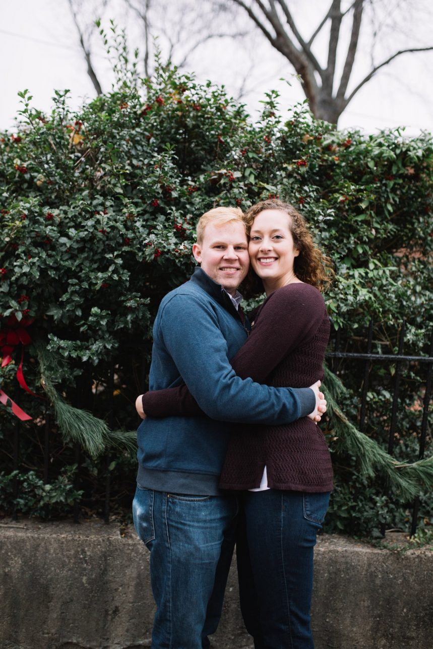 Layette Square Park Engagement Session