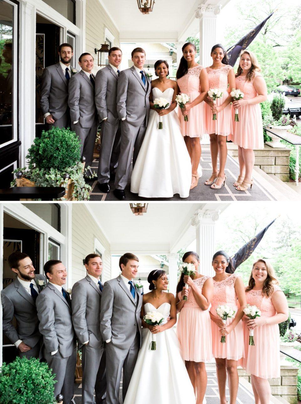 CJ's Off the Square Franklin TN Wedding