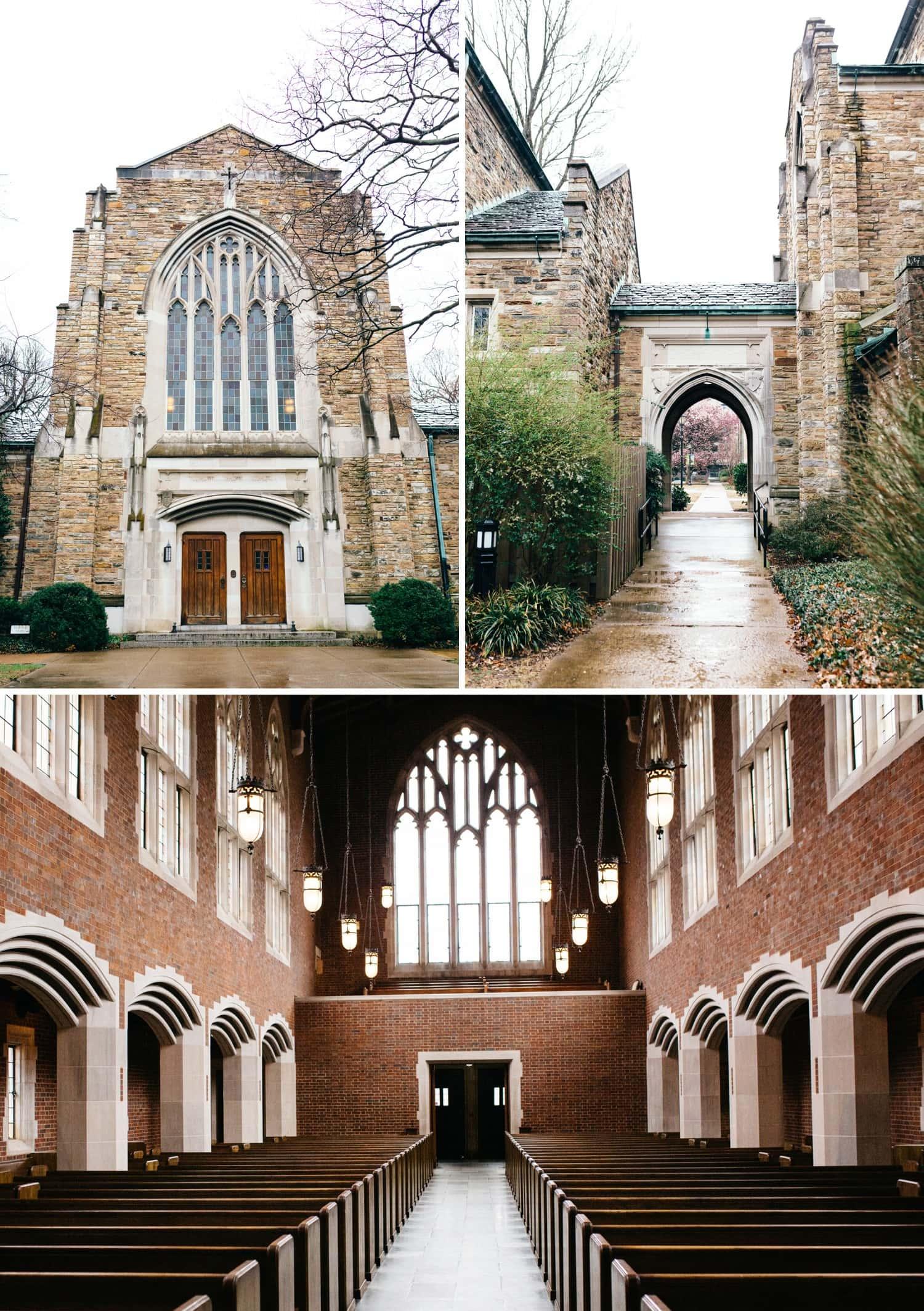 Wightman Chapel And Wildhorse Saloon Wedding Kimberlee