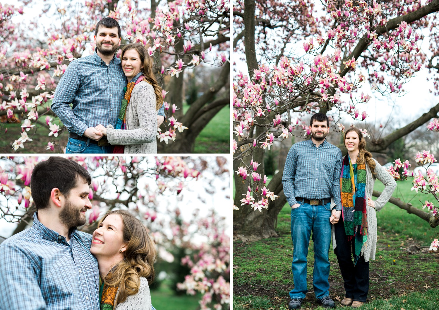 Saint Louis Tower Grove Engagement Session