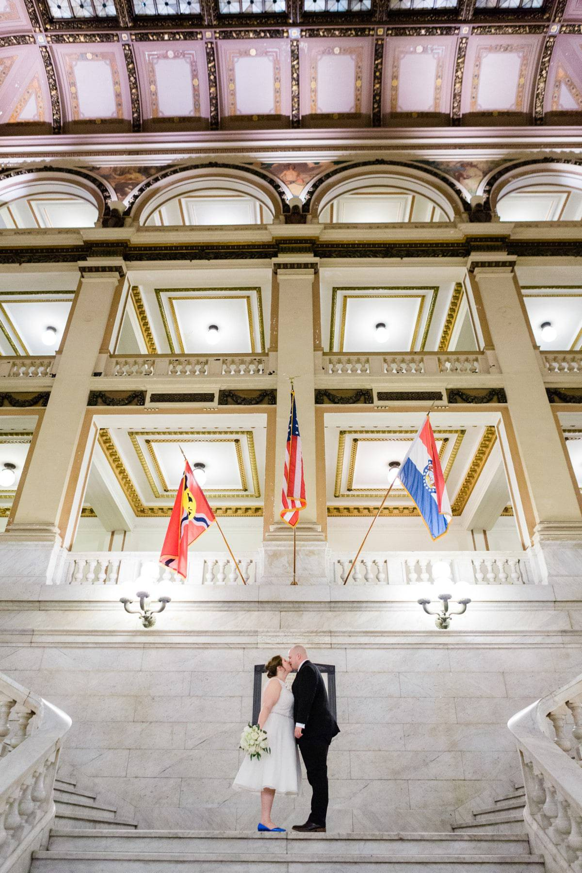St. Louis Elopement Photographer