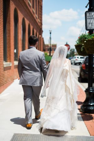 San Miguel's Coffee Co & Ballroom Wedding, Winchester, TN, Nashville Wedding Photography