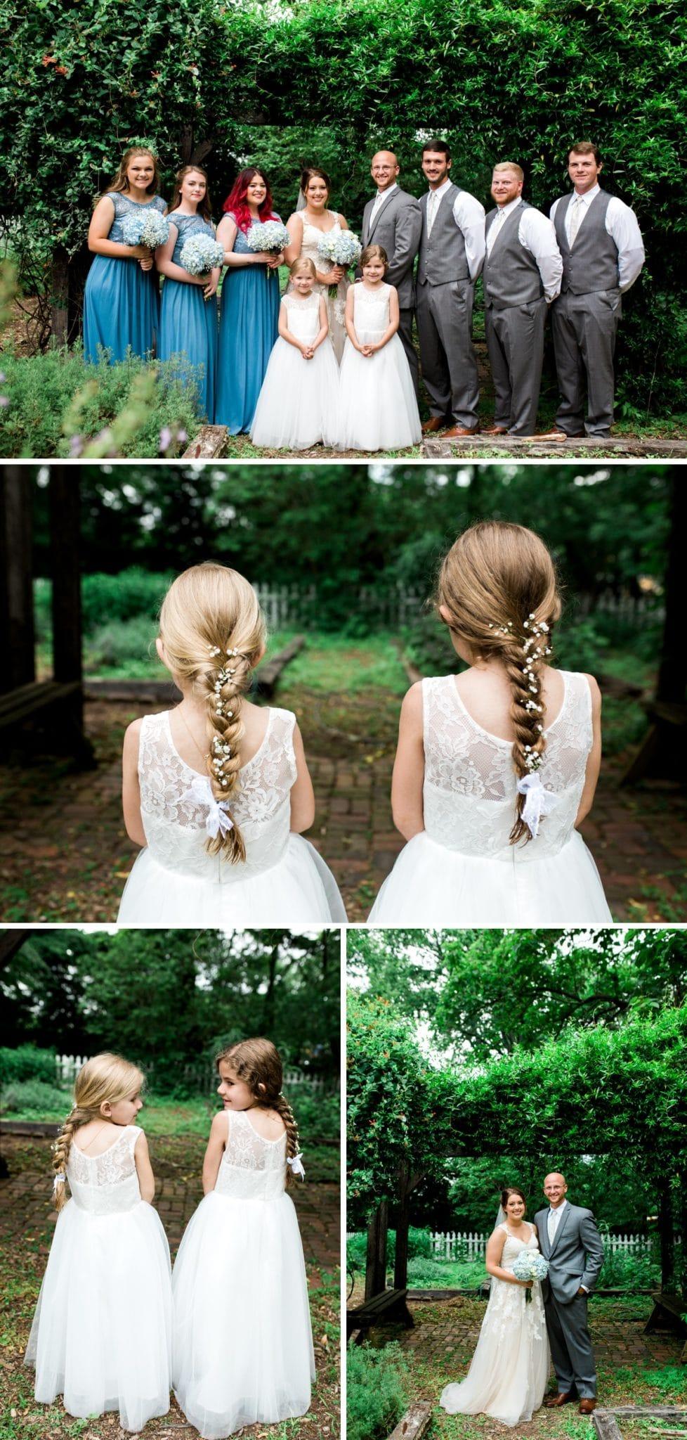 Historic Travellers Rest Plantation Wedding, Nashville Wedding Photography