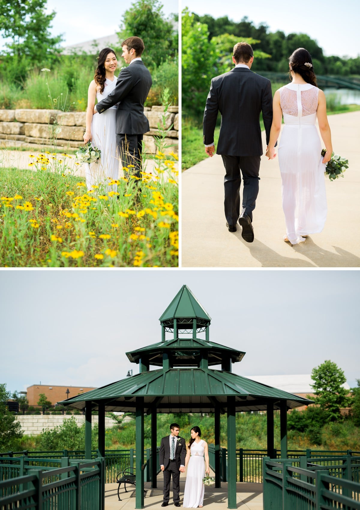 Saint Louis Wedding Photographer, Chesterfield Central Park Wedding