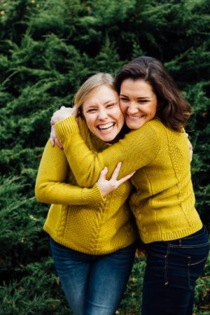 St. Louis Family Photographer, Valeria and Sister