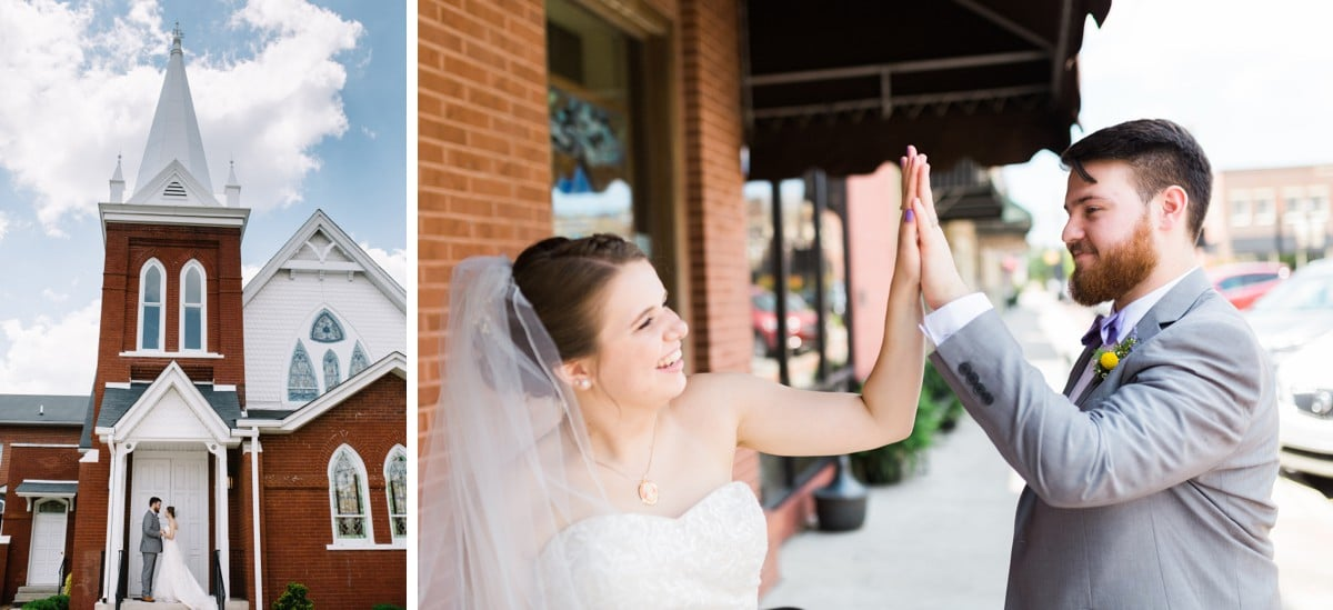 Winchester TN Wedding, Nashville Wedding Photographer, Lindsay and Gareth