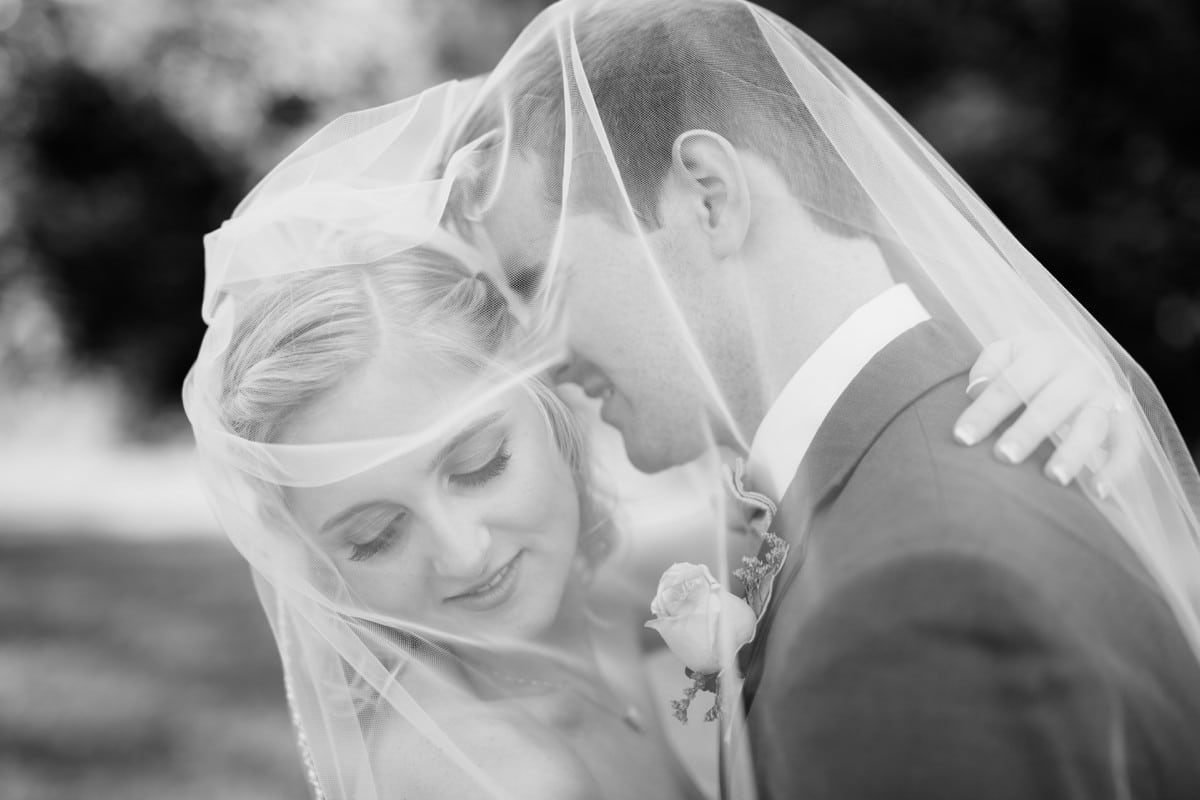 St. Charles Old Stone Chapel Wedding