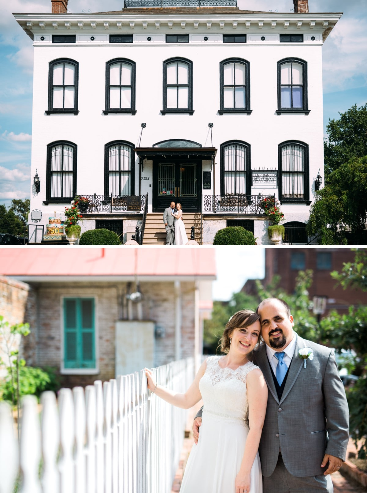 Cathedral Basilica of St. Louis Wedding: Lillian and Luis   Zoe Life ...