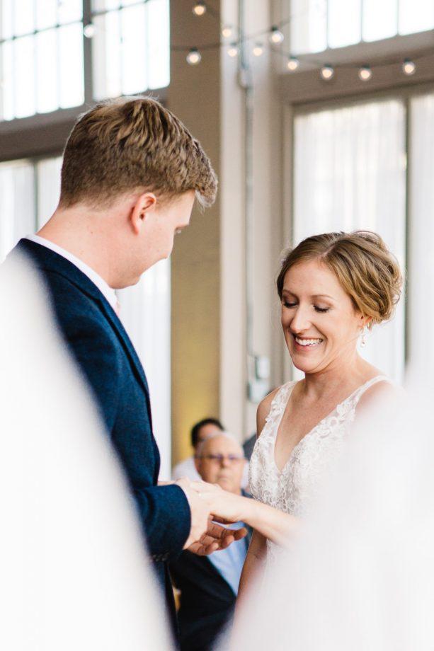 Saint Louis Wedding Photography, Neo on Locust, Ceremony