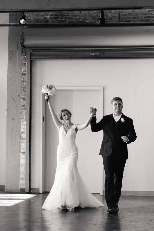 Saint Louis Wedding Photography, Neo on Locust, Reception Introduction