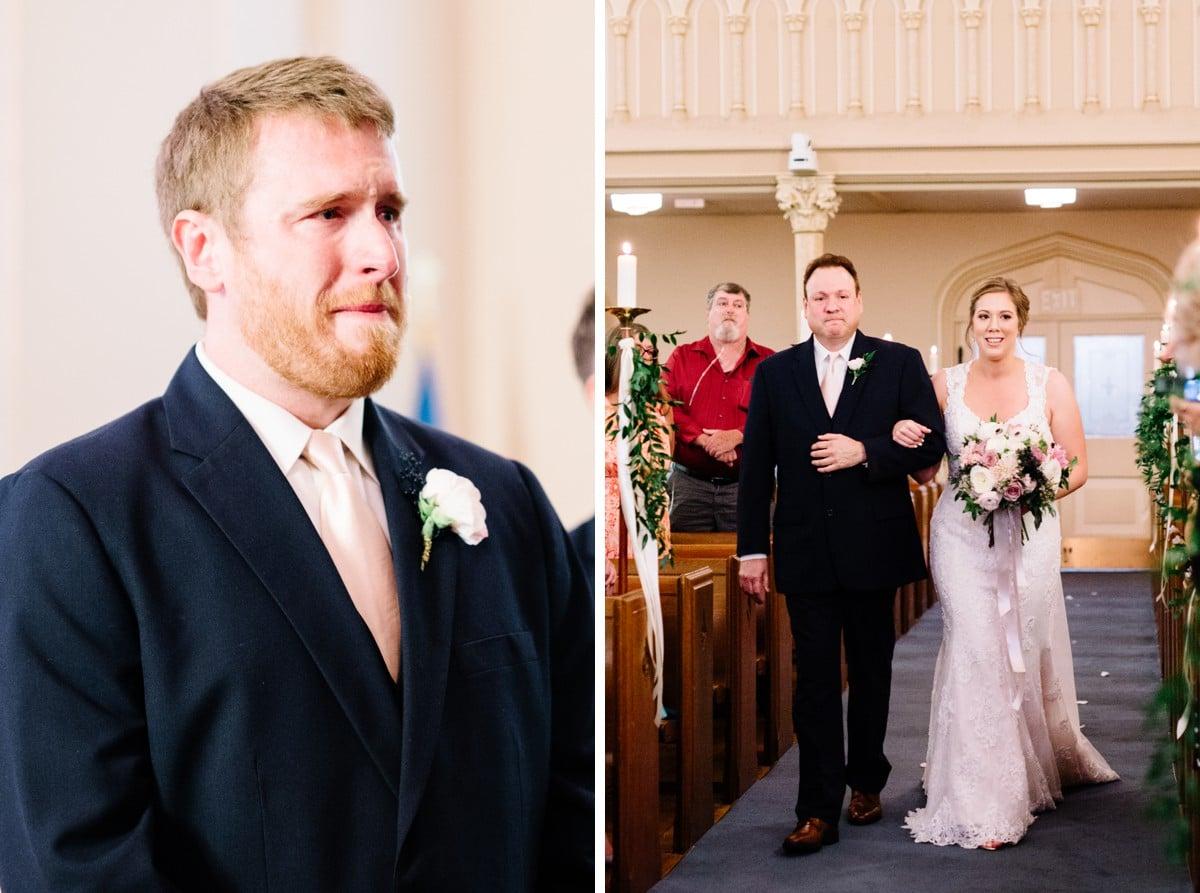 St. Louis Wild Flower Restaurant Wedding: Krystle & Adam | Zoe Life ...