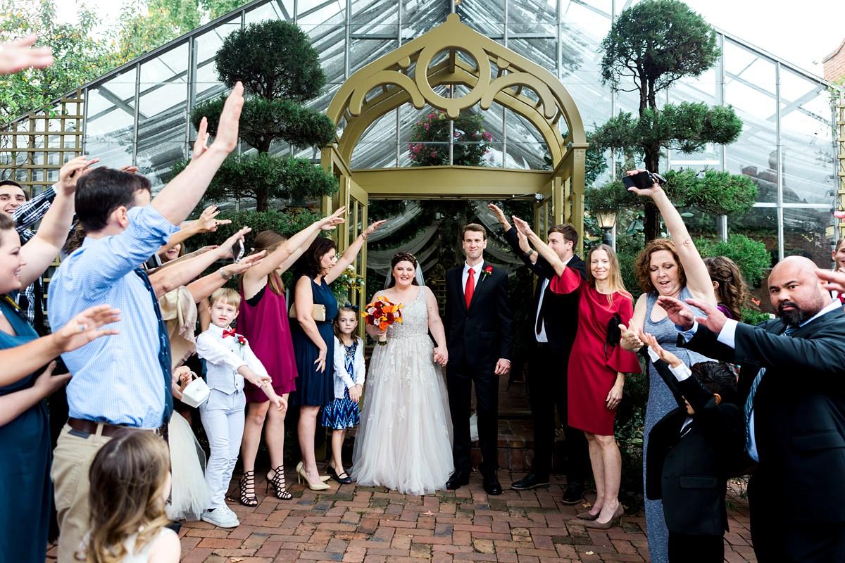 Wedding Photography, Ceremony Exit