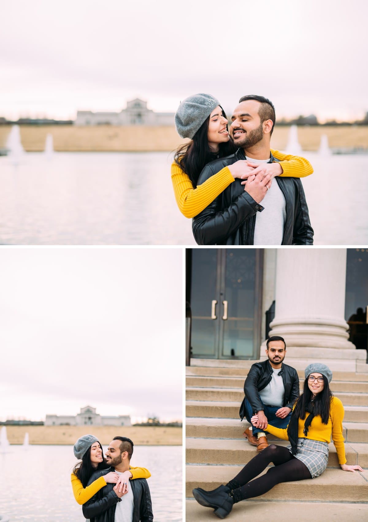 Art Hill Engagement Session