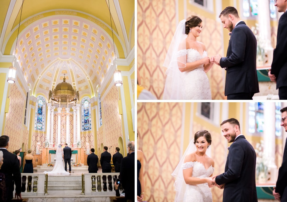 St. Ambrose Church on the Hill Wedding