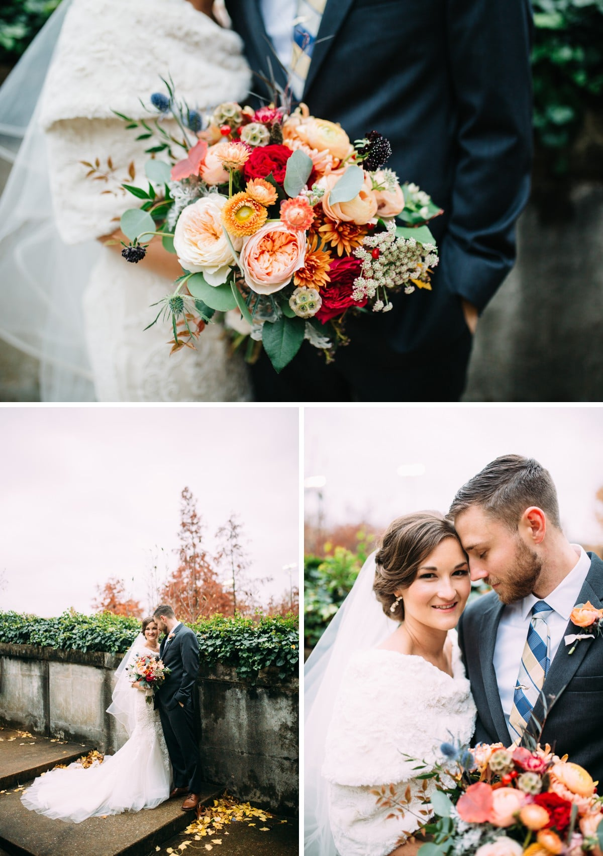 Forest Park Wedding Photography