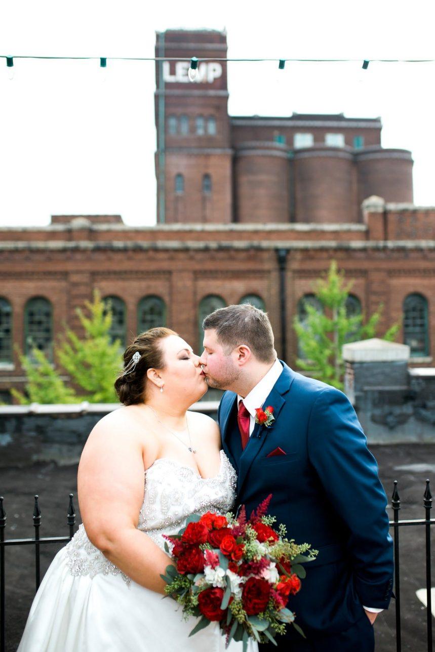 Saint Louis Lemp Mansion Wedding Photography
