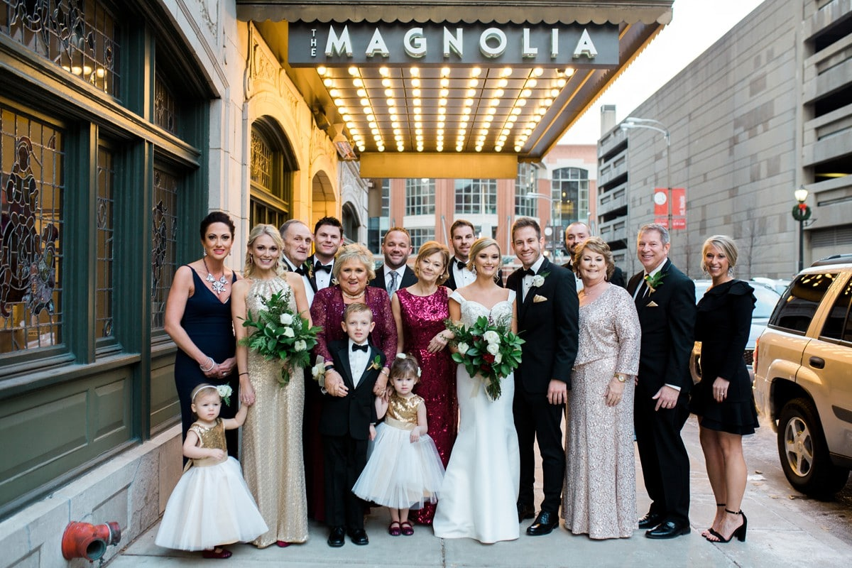 Grbic Private Event Wedding, St. Louis Wedding Photography