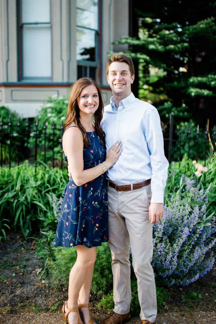 Lafayette Square Park Engagement Session_0846