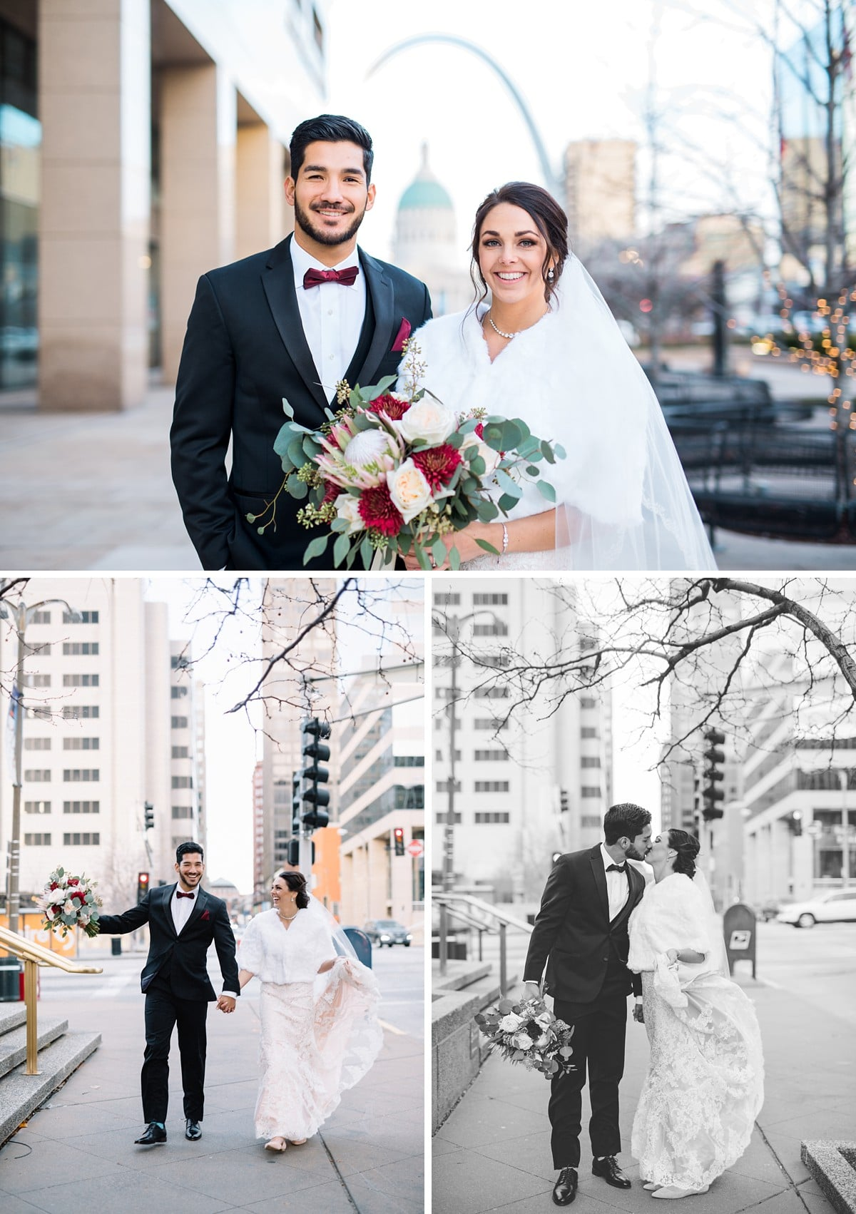 Promenade by Westin St. Louis Wedding